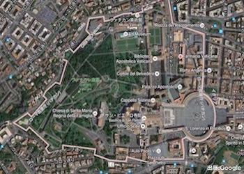 バチカン市国(首都:バチカン)の治安・テロ最新危険情報-KikiMap